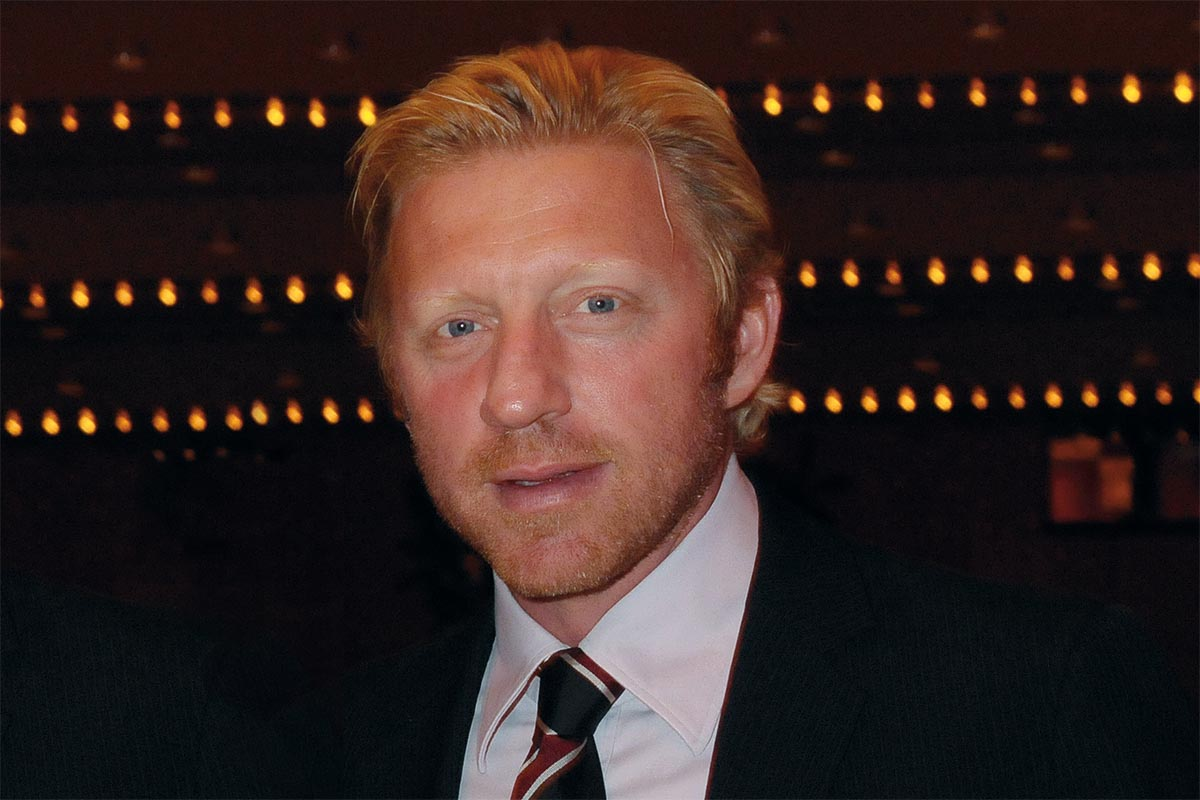 Legende des Sports 2008 – Boris Becker