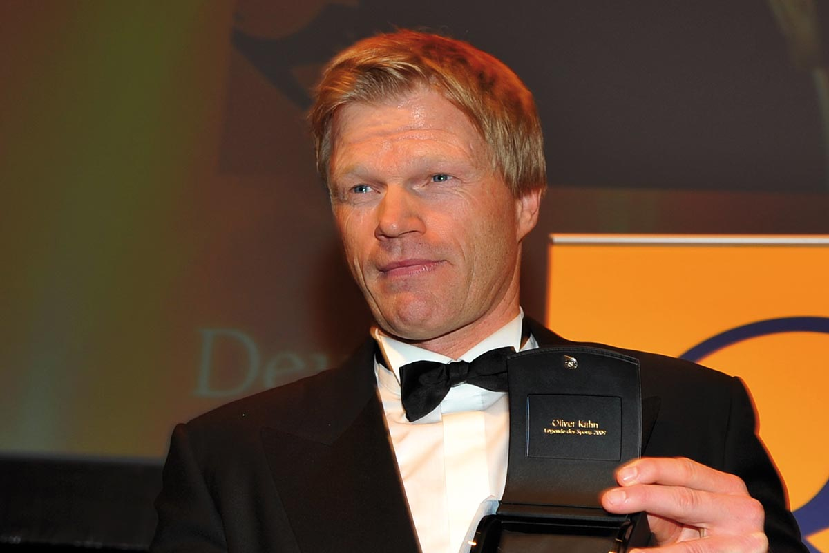 Legende des Sports 2009 – Oliver Kahn