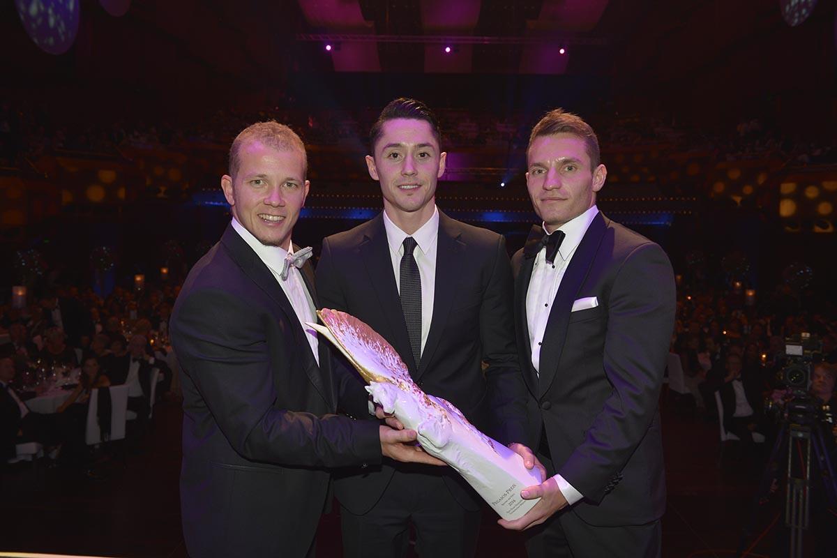 Sportler mit Herz 2016 – Turn-Team Deutschland Gerätturnen Männer