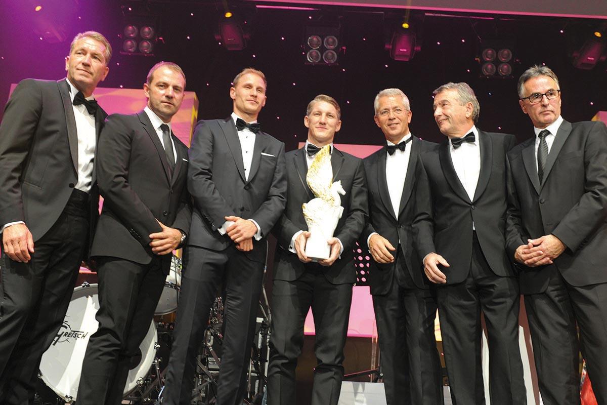Sportler mit Herz 2014 – Die Deutsche Fußballnationalmannschaft