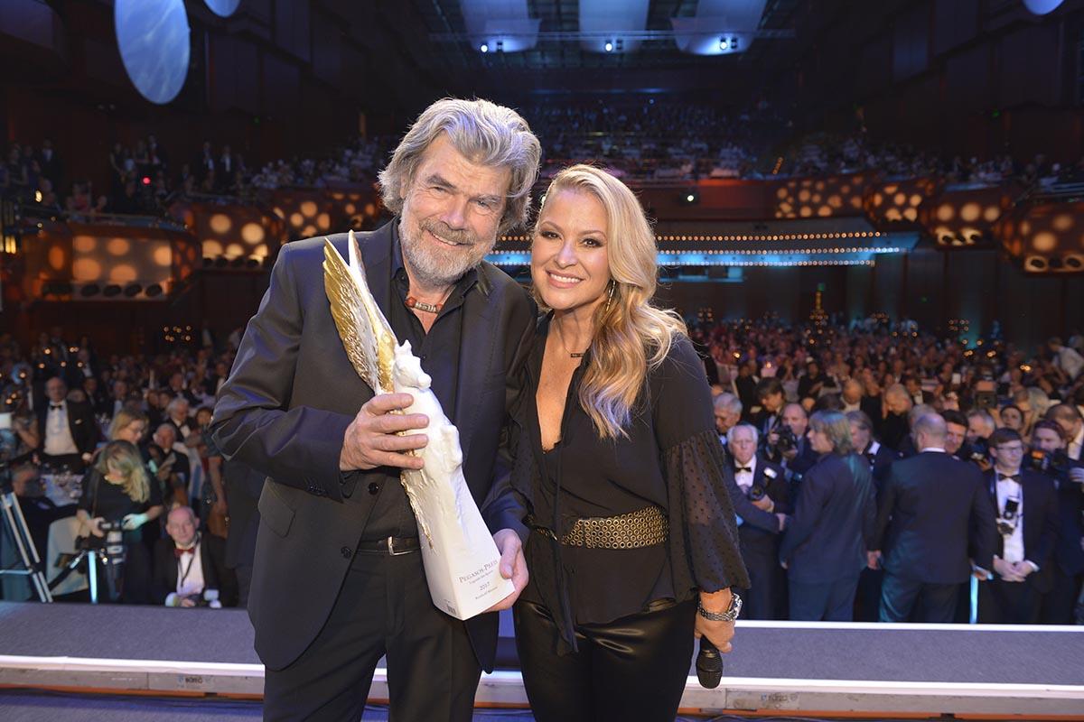 Legende des Sports 2017 – Reinhold Messner