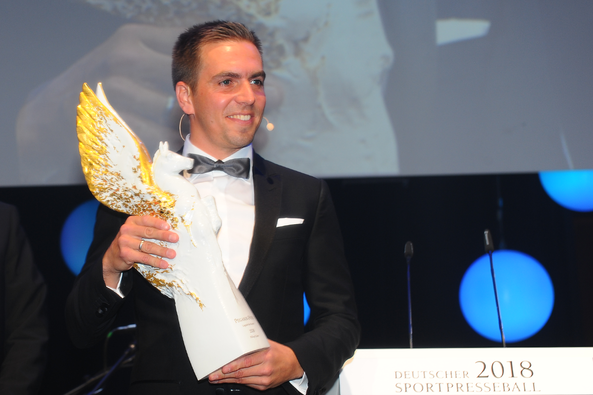 Legende des Sports 2018: Philipp Lahm