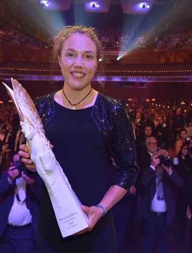Legende des Sports 2019: Laura Dahlmeier