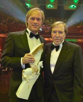 Sportmedeienpreis 2019: Gerhard Delling