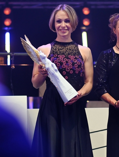 Legenden des Sports 2019: Magdalene Neuner und Laura Dahlmeier
